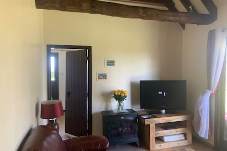 View lounge to bedroom