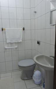 Banheiro do Piso Inferior ( térreo)