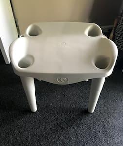 Κάθισμα ντουζιέρας
