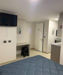 Acceso a cocina sin escalones
