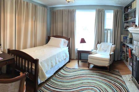 First floor bedroom with plenty of floor space