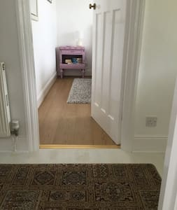 No steps or stairs to enter front bedroom