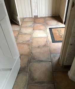 Step Free access between the kitchen/lounge and entrance way