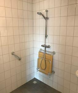 シャワーチェアがある