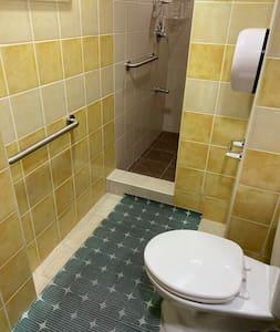 Barres d'appui pour WC
