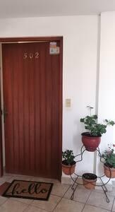 Puerta con 90 cms de ancho