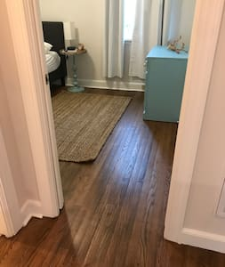 No stairs to enter bedroom.