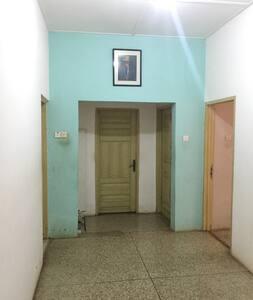Hallway to Bedrooms & Bathroom/toilet