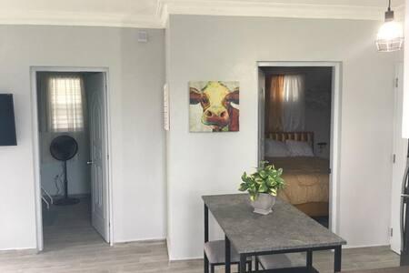 Both Bedroom Doors