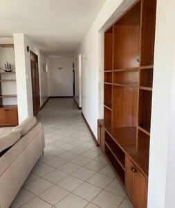 Corridor inside the apartment