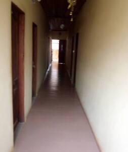 Portes d entrée dans les chambres
