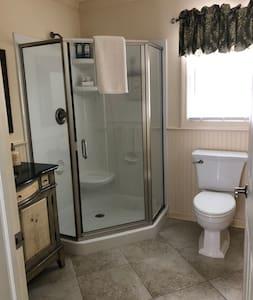 Asiento en la ducha