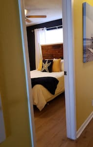 Entry to second bedroom