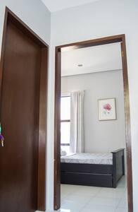 Masters Bedroom Entrance