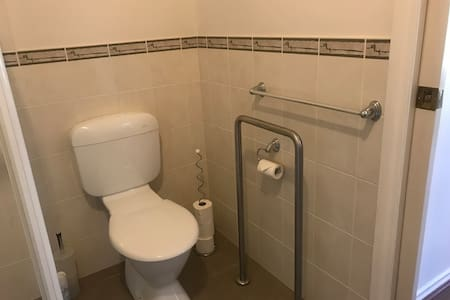 Barres d'appui pour la toilette