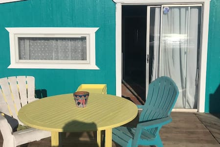 Feb. 2020 - Deck: the Beachside of unit