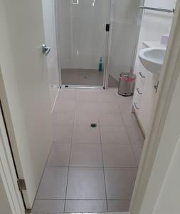 Separate bathroom servicing rear bedrooms 2 & 3.
