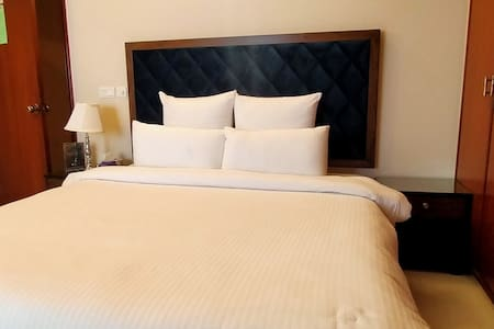 Space available for 2 extra mattress. Maximum accomodation in one room is 4 persons.