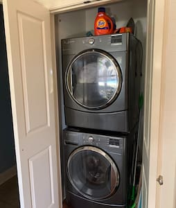 A person in a wheel chair may have an issue with loading the dryer at the top.