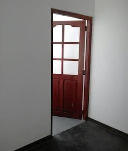Ingresso alla camera senza gradini