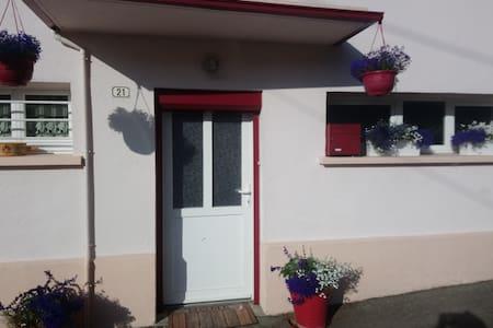 Wide entrance