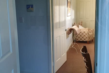 Wheelchair access to bedroom