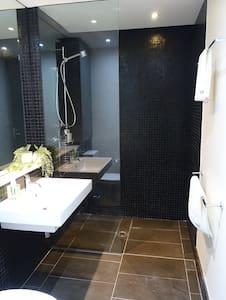 Main Bathroom - shower access