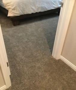 Entryway to Master Bedroom