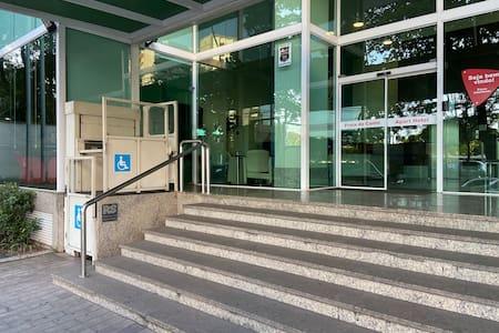 Elevador de cadeirante