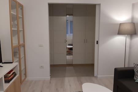 Stufenloser Zugang zum Zimmer