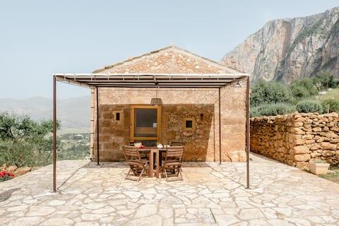 Nosegts lauku īpašums Montekofano dabas rezervātā