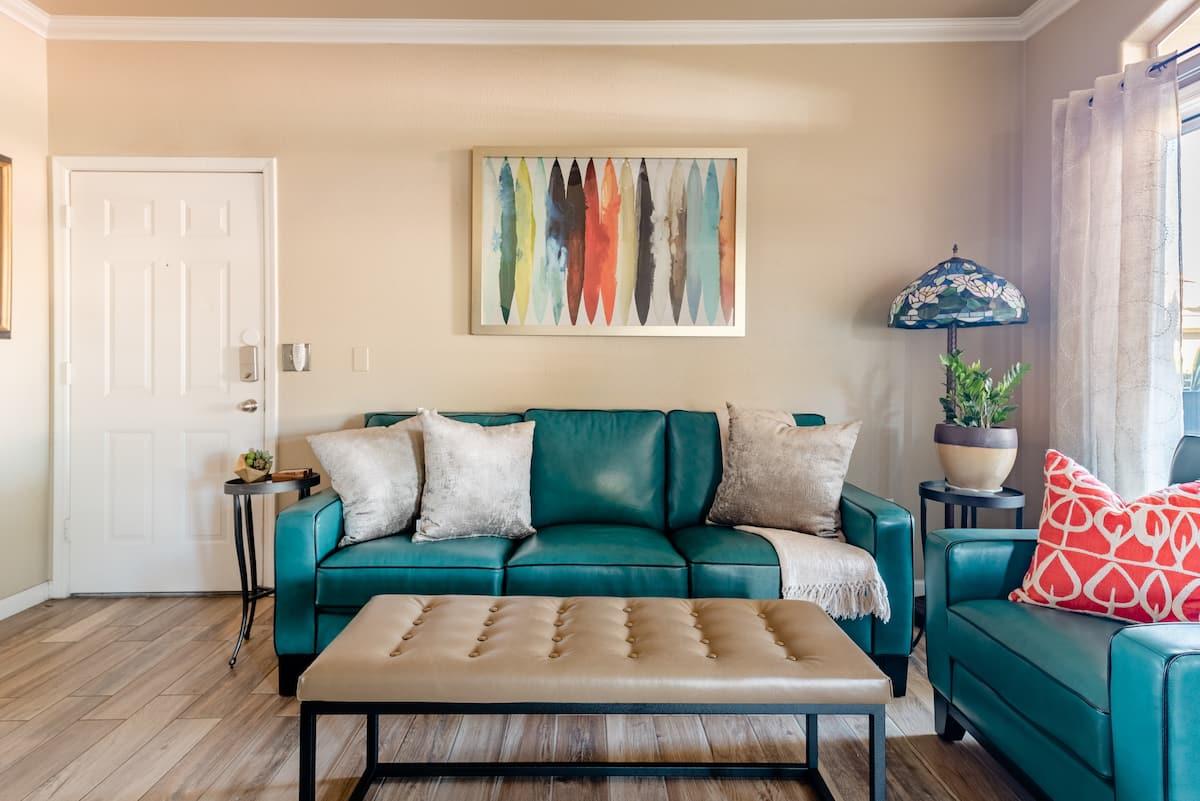 Resort-Style Luxury in Cozy North Scottsdale Casita