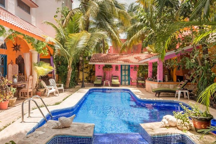Room Angel/ Hacienda Boutique/Mexican Treasure