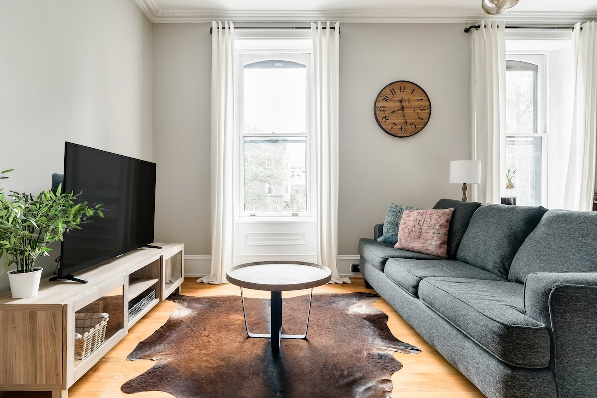 Stylish Apartment in the Art Museum Area