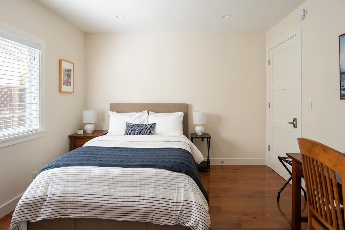 Soak up Open-Plan Living at a Luminous San Mateo Sanctuary