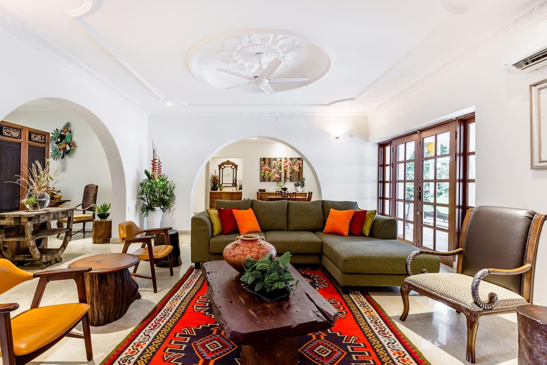 Jame's Luxe Villa