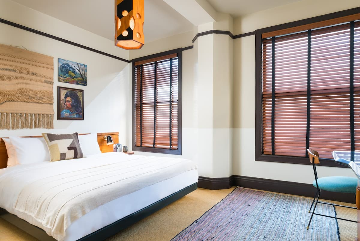 Join the Crowd at a Hip Boutique Hotel