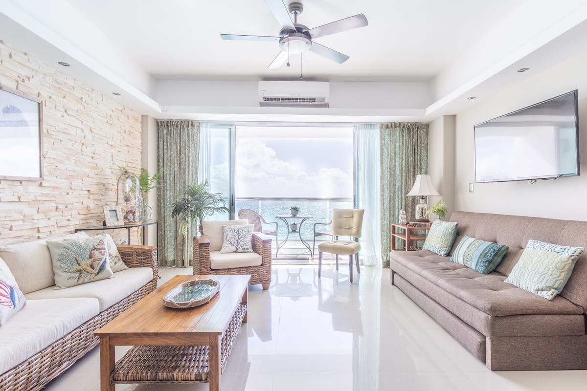 Sea-Esta—Luxury Cancun Beachfront Penthouse