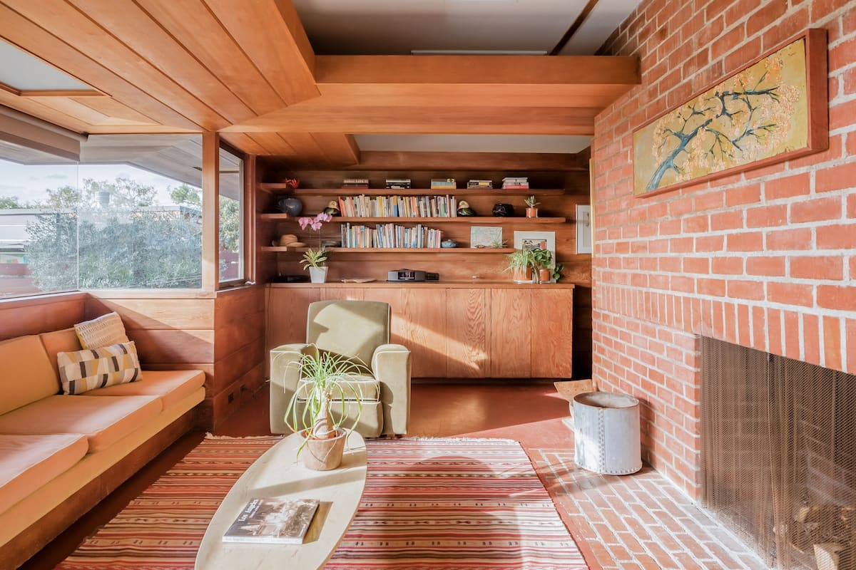 Experience the Wolford House, a Mid Century Hilltop Jewel