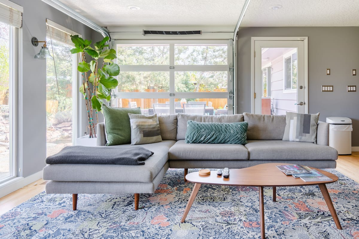 Mid-Century Modern Style at The Redway Atomic Ranch