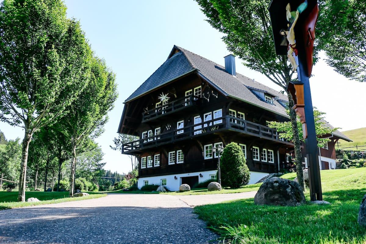 Exklusiv mit Sauna im idyllischen Feissenhof