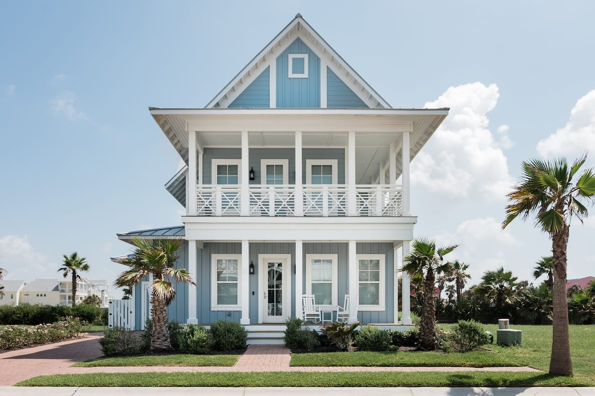 Stunning Large Beach Home at Cinnamon Shore in Port Aransas