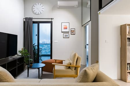Urban Nest, Sleek and Charming Loft in Central Kuala Lumpur