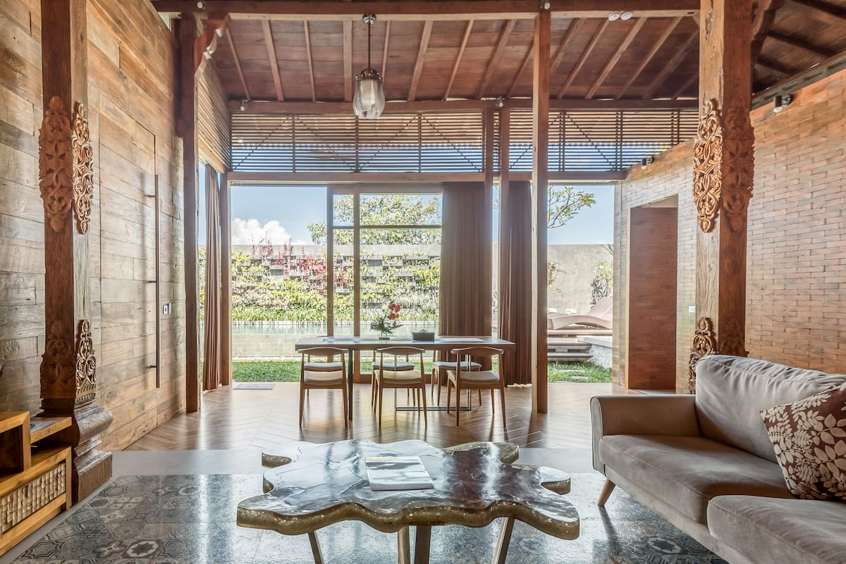 Traditional Joglo-Style Villa in Serene Sanur Surroundings