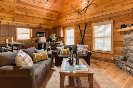 Be Surrounded by Nature at Elk Creek Cabin