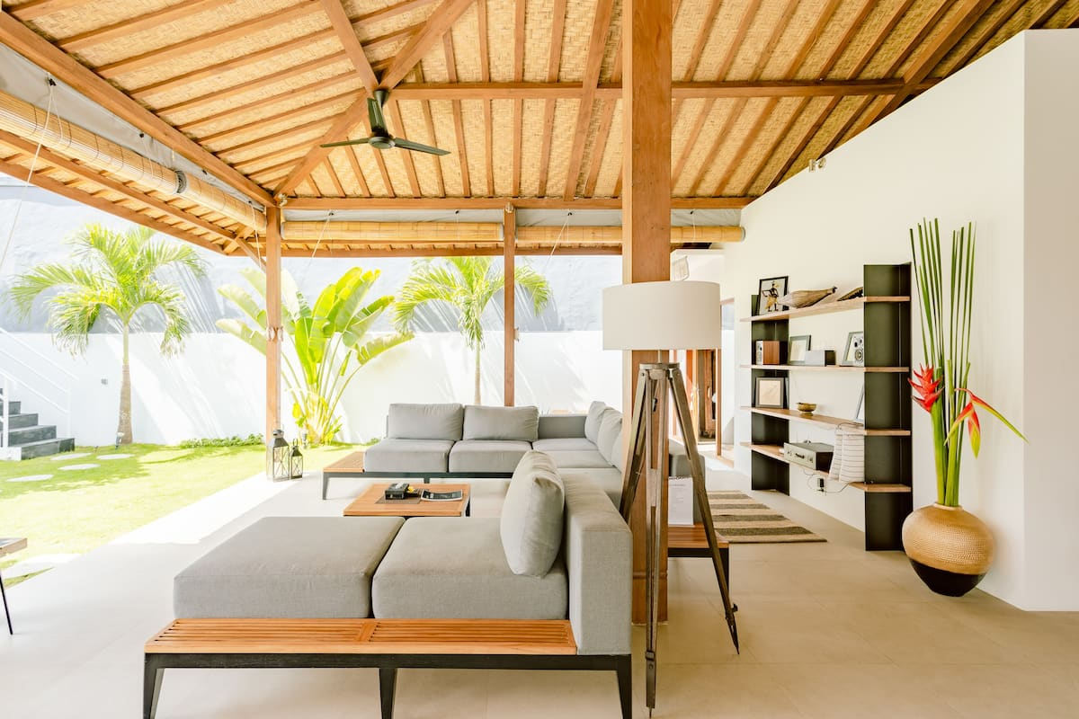 Tropical Family Dream Villa in Seminyak, Oberoi Beach Bali