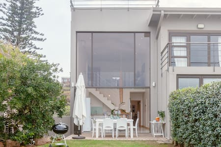 Exclusive Contemporary Beach Apartment in Umhlanga