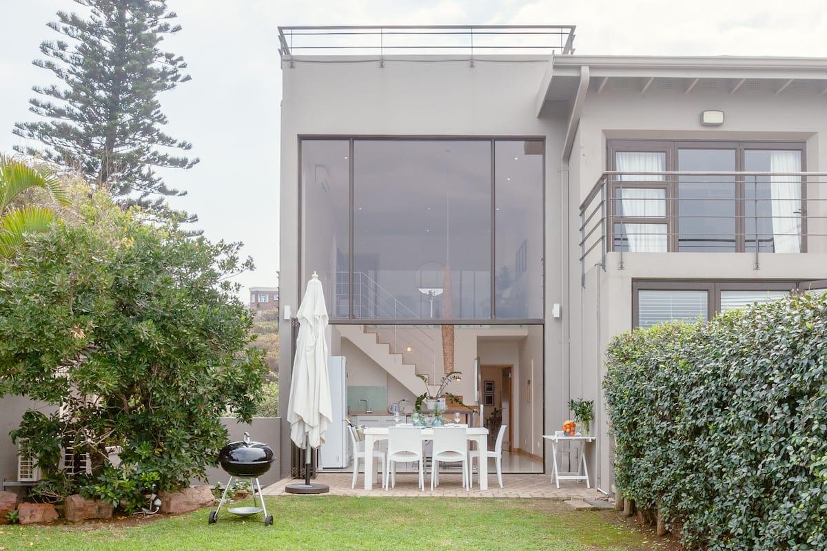 Exclusive Contemporary Beach Apartment in Umhlanga