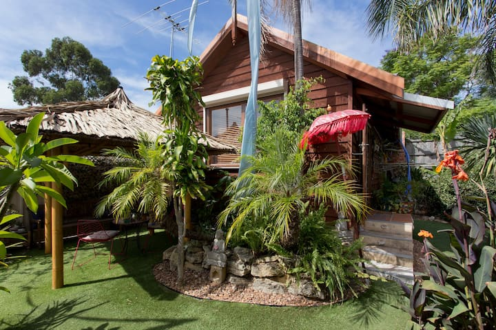 NEW Listing- Balinese Style Studio Retreat!
