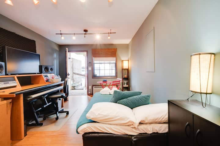 Music Row Apartment And Or Recording Studio Apartments For Rent In Nashville Tennessee United States